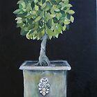 Topiary Tree by Christine Clarke