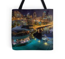 Seattle from Pier 66 Tote Bag