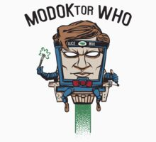 MODOKtor WHO Kids Clothes