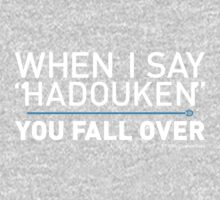 When I Say HADOUKEN... Kids Clothes