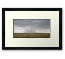 Lightning 1 Framed Print