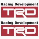 TRD Decals (2) by avdesigns