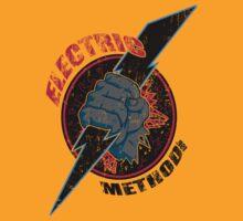 ELECTRIC METHOD! by Elisha Hale
