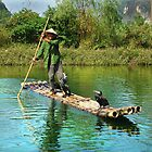 Rural Fisherman by Jennifer Lam