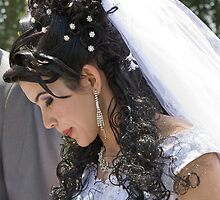 Uzbek bride by Gillian Anderson LAPS, AFIAP