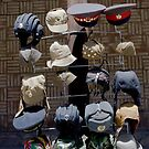 Hats! by Gillian Anderson LAPS, AFIAP