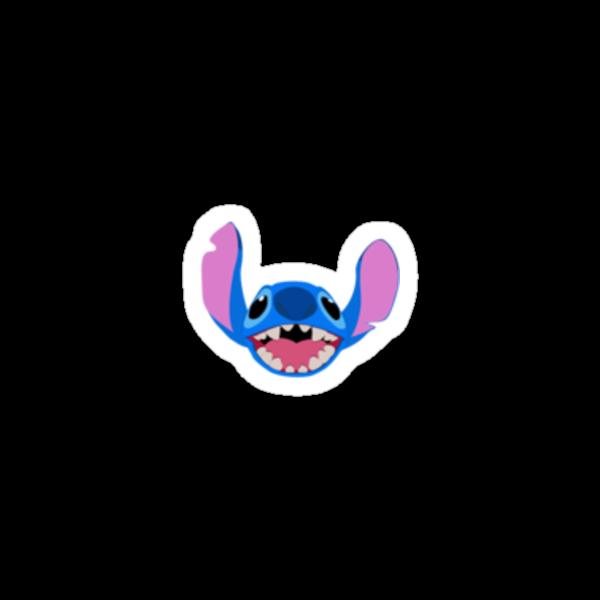 Stitch - Sticker by Thomas Wells