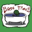 Bathe The Elder God!! by warefish
