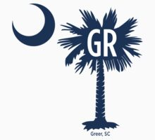 Greer Destination Palmetto Moon by PalmettoTrading