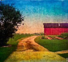 On Amish Land by DaraD