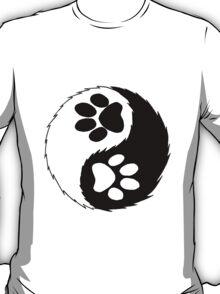 furry yin yang  T-Shirt