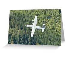 RAF Hercules  Greeting Card
