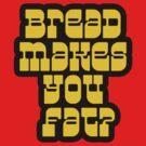 Scott Pilgrim - Bread Makes You Fat? by froggielevog