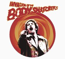 Invasion Of The Body Snatchers by ixrid