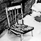 Broken Chair by Jason Dymock