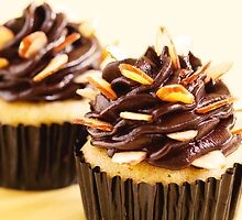 Chocolate and Almond Porcupine by the-novice