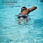 Swimmer by Michael  Habal
