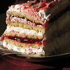 Strawberry Cake by Kathi Arnell