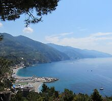 Monterosso Hike, Cinque Terre Italy by Zeefive Photos