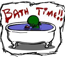 Bathe the elder god!! by warefish