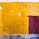 Izamal exConvent Ramp by Zane Paxton