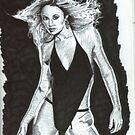 Stacy Kiebler by WienArtist