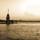 Bosphorus - Panoramic by kutayk