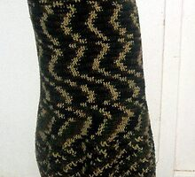 sexyy woolen or fabric skirt by chimwaga