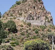 ETHIOPIAN CHURCH ..SOO NEAR TO HEAVEN by chimwaga