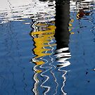 ~Reflections Dockside~ by a~m .
