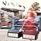 Squashed - Lindfield Fun Fair by Matthew Floyd