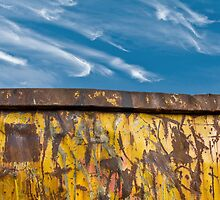 Scrapyard Sky by Gethin Thomas