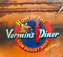 Vermin's Diner by Chris Tarling