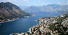 The Bay of Kotor by Steve Falla