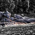 Rocky Shore by jules572