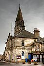 Falkland Town Hall by Christine Smith