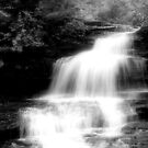 Onondaga Falls_Ricketts Glen by Hope Ledebur
