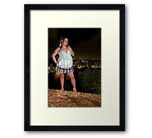 Kristy 20 Framed Print