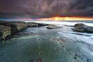 Angourie Beach by Jason Asher