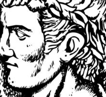 Caligula Veni Veni Veni Sticker