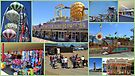 Skegness Collage by Audrey Clarke