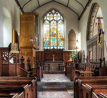 St Nicholas Church - Pluckley by NeilG