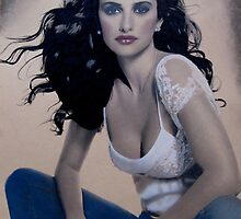 Penelope Cruz by WienArtist