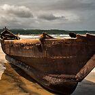 Mobor Fishing Boat by Deepak Varghese