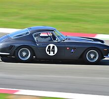 1962 Ferrari 250 Berlinette by Willie Jackson