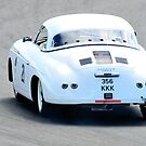 1955 Porsche Speedster by Willie Jackson