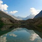 Deepak Tal (Lake) by RajeevKashyap