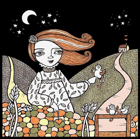 Sallys Songbirds by Anita Inverarity