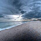 Bracklesham Bay by Adam Glen