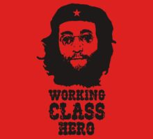 John Lennon - 'Working Class Hero' by Earth-Gnome